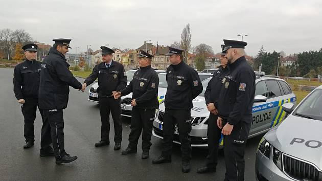 Policie Zlínského kraje. Ilustrační foto