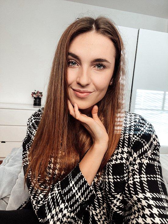 Talentovaná cukrářka z Valašských Klobouk Veronika Ovesná.