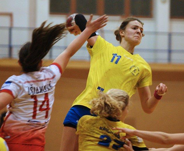 Veronika Andrýsková.