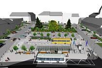 Budoucnost náměstí ve Fryštáku.