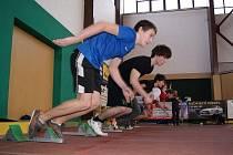 Mezinárodní atletický mítink OBALY MORAVA v Městské sportovní hale v Otrokovicích