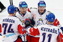 Česká hokejová reprezentace.