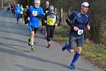 Běh na 2 míle