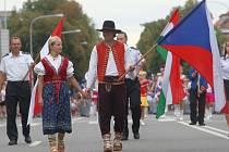 Mezinárodní festival dechových souborů FEDO 2012 ve Zlíně.