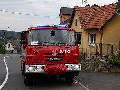 Na Kudlově bouchl plyn, zranila se při tom osoba