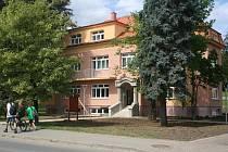 Kulturní dům ve Slavičíně.
