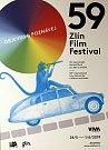 59. ZLÍN FILM FESTIVAL 2019 - Mezinárodní festival pro děti a mládežtisková konference  plakát