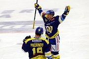 hokej Aukro Berani Zlín - HC LitvínovRichards Bukards