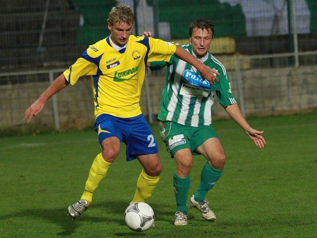 Michal Malý, fotbal Zlín.