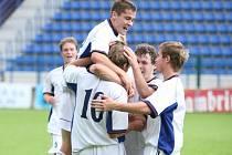 Zatímco loni Slovácko B po třech kolech MSFL vedlo, letos je bez bodu poslední.