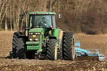 Zemědělcům na Zlínsku začala sezóna.