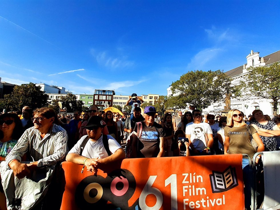 61. ročník Zlín Film Festu zase zaplnil ulice, parky a náměstí krajského města.