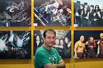 Jiří Daron, ředitel agentury Pragokoncert, která organizuje Masters of Rock