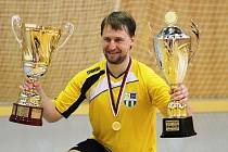 Fotbalista Zdeněk Julina ovládl anketu Deníku o Nejpopulárnějšího fotbalistu okresu Zlín.