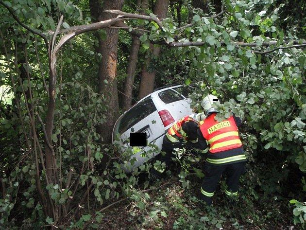 Nehody ze středy 25. červenca na silnicích Zlínska a Uherskohradišťska.