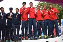 Mistrovství světa v horském maratonu v Polsku Ondřej Fejfar