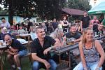 Zádveřická rocková noc pod hvězdami 2019