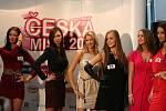 Zlínský casting do soutěže Česká MISS 2012