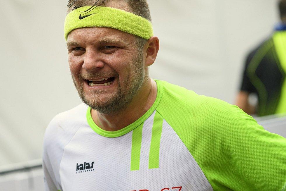 Patrik Hetmer, zrakově handicapovaný lyžař z Luhačovic