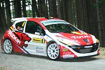 Barum rally - RZ na Pindule: Freddy Loix