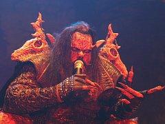 Lordi ve Zlíně. Ilustrační foto