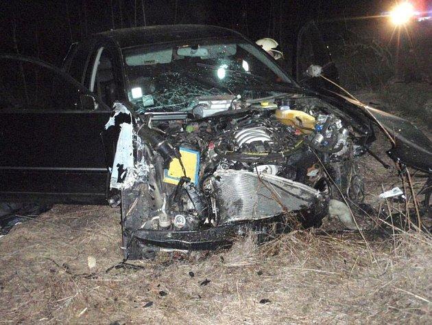 Nehoda u Brumova-Bylnice