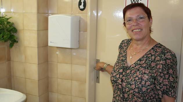 Paní Chytilová, vládkyně toalet na Prioru