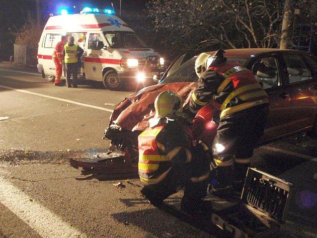 Dopravní komplikace způsobily v úterý 3. listopadu řidičům tři nehody ve Zlínském kraji.