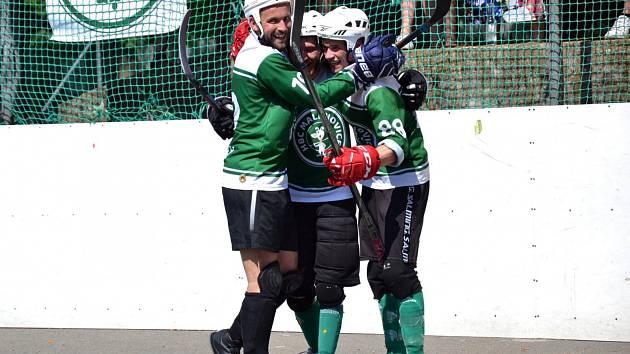 hokejbalisté Malenovic