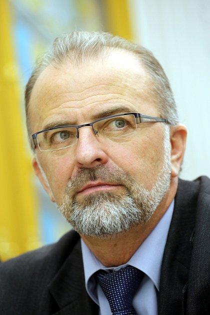 Ustavující zastupitelstvo města Zlína.Bedřich Lansfeld