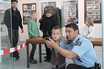 O originální výstavu Místo činu ve Zlíně je velký zájem