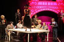 Hra AGENT FRANTIŠEK VE SLUŽBÁCH SHERLOCKA HOLMESE v Městském divadle ve Zlíně