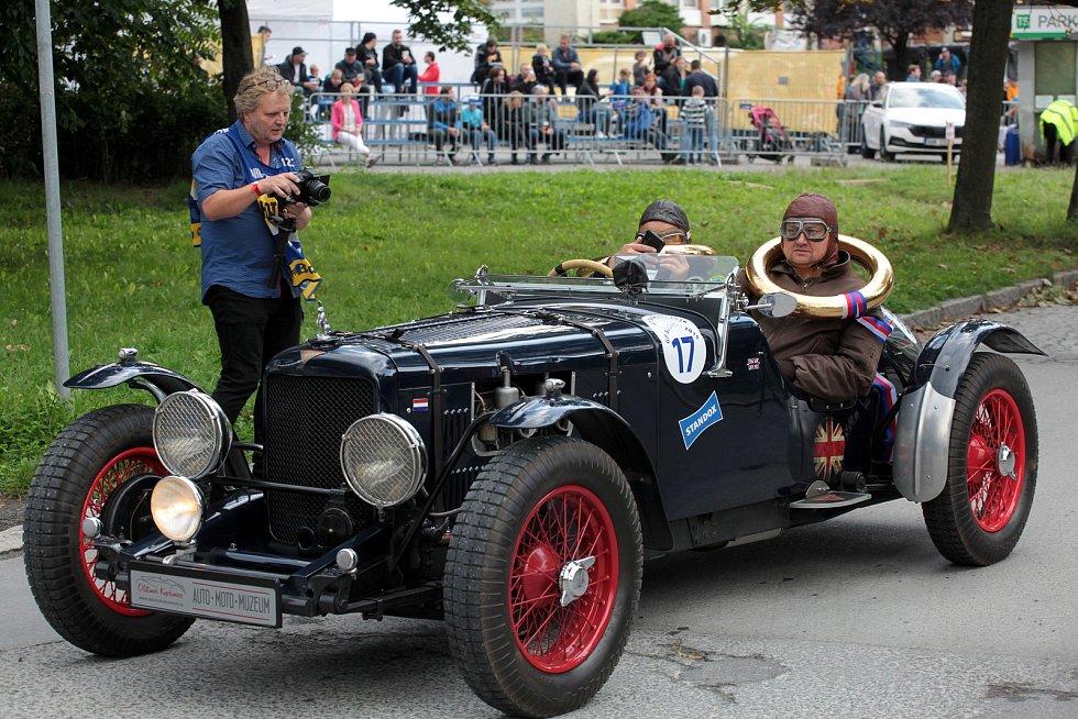 Barum Czech Rally Zlín 2021