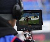 Fotbalisté Fastavu Zlín proti pražské Dukle