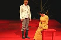 Zkouška divadelní incenace Merlin aneb Pustá zem.