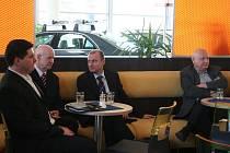 Setkání členů Sdružení pro rozvoj Zlínského kraje