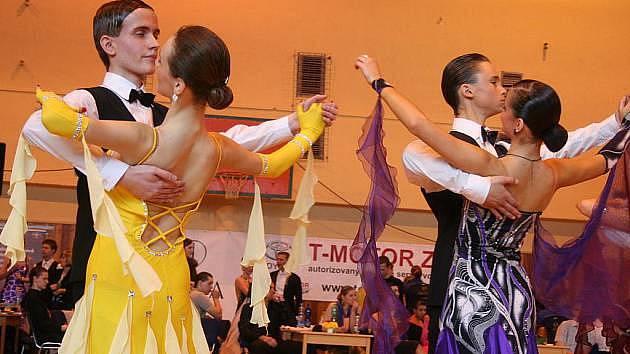 Tanec. Ilustrační foto