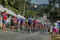 Cyklistika nejvyšší úrovně se do Zlína vrátila po dlouhých pětatřiceti letech. Čtyři víkendové závody na náročném okruhu přinesly fanouškům velký sportovní zážitek.