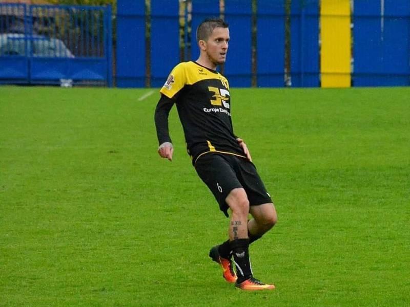 Bývalý záložník Boršic, Hluku či Strání Radek Bihari nyní za fotbalem dojíždí do rakouského Getzersdorfu.