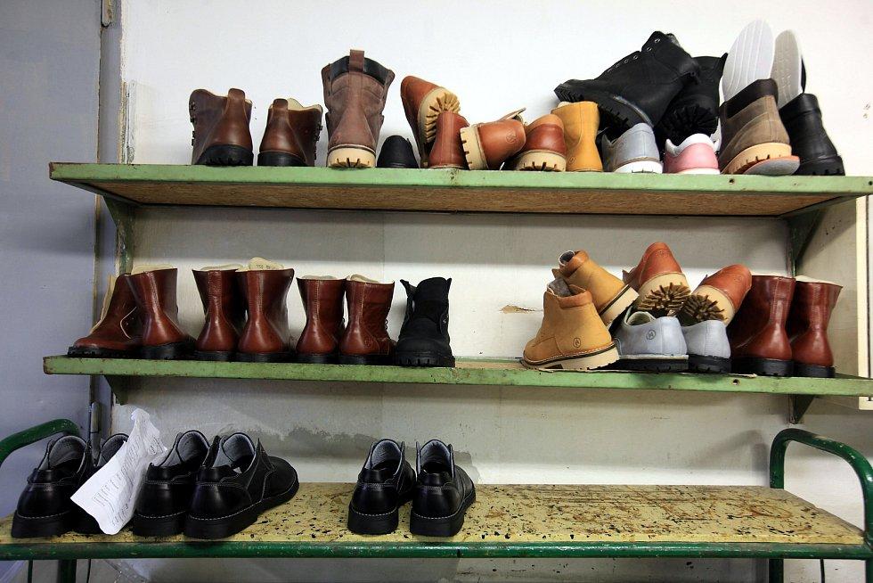Firma Vasky na výrobu obuvi ve Zlíně