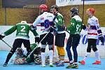 hokejbal SK Jihlava - Malenovice