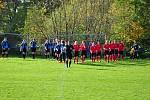 fotbalový KP žen Lužkovice-Brumov
