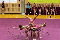 Úspěšný start gymnastek do nové sezony