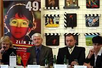 Tisková konference k 49. Mezinárodnímu festivalu filmů pro děti a mládež.