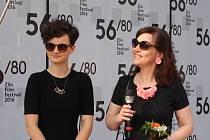 Po zlínském červeném koberci se v sobotu prošly například sestry Geislerovy, režiséři filmu Já, Olga Hepnarová nebo hvězdy snímku Děda.