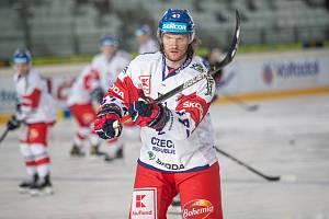 Kapitán Amuru Michal Jordán v reprezentačním dresu.