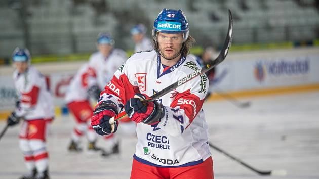 Michal Jordán ve čtvrtek nechyběl u výhry proti Rakousku.