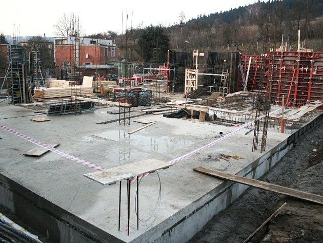 Onkologické centrum ve zlínské nemocnici má být dokončeno během tohoto roku.