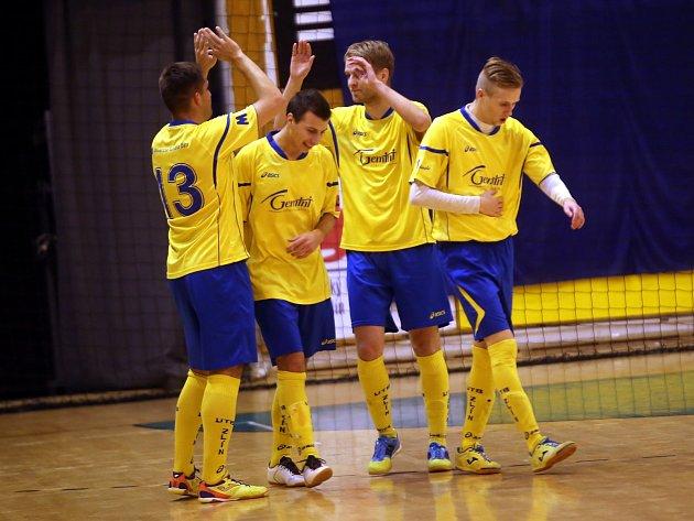 Futsal Zlín. Ilustrační foto