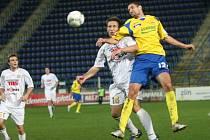 Fotbal FC FASTAV Zlín- FK Vansdorf.